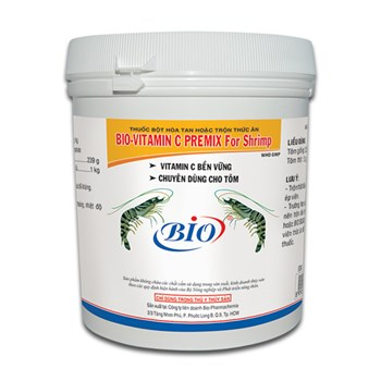 BIO-VITAMIN C PREMIX  For Shrimp