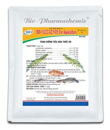 BIO-YUCCAZYME For Aquaculture